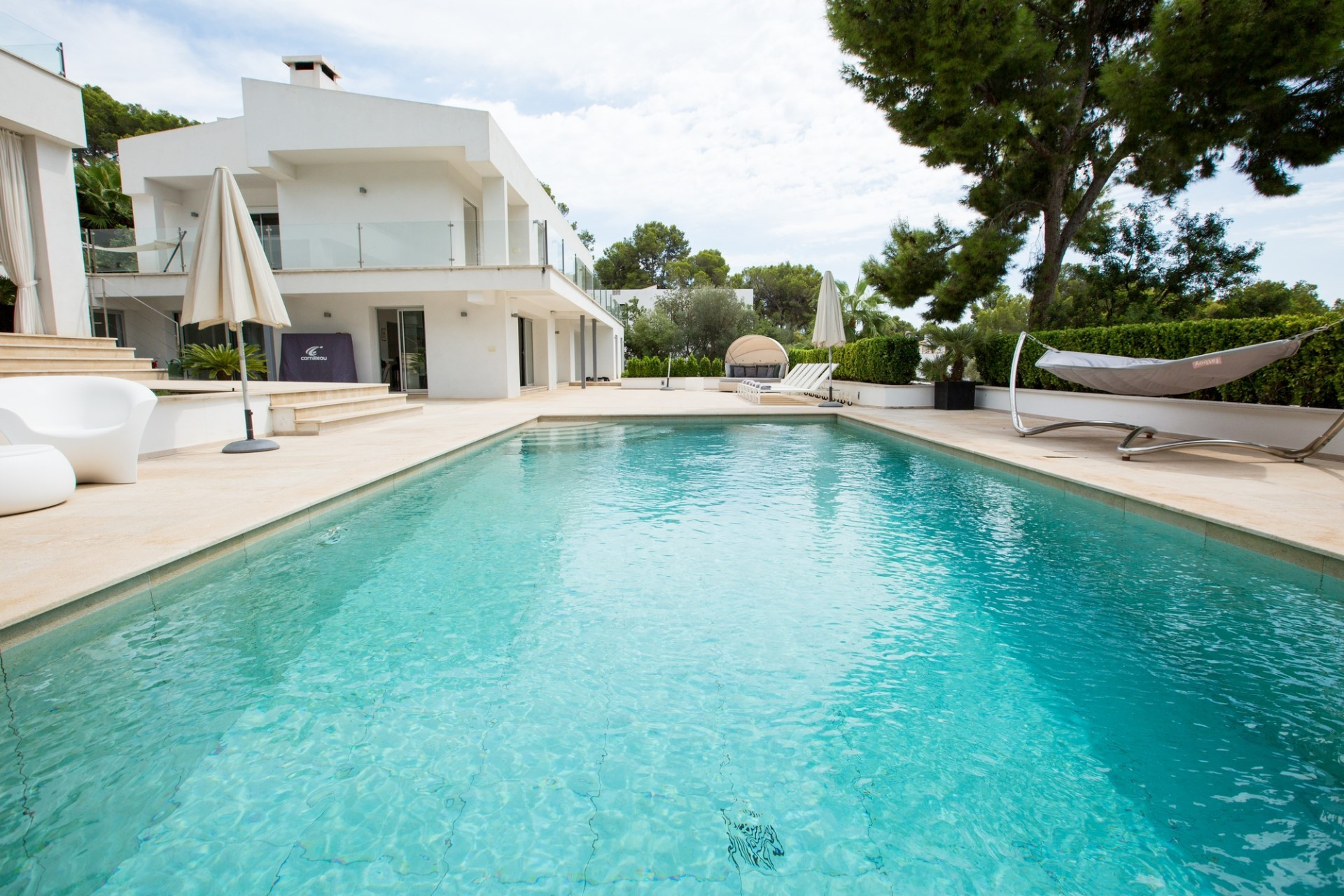 7 Bedroom Villa Puerto Portals Luxury Villa with Private Pool & Sea Veiws