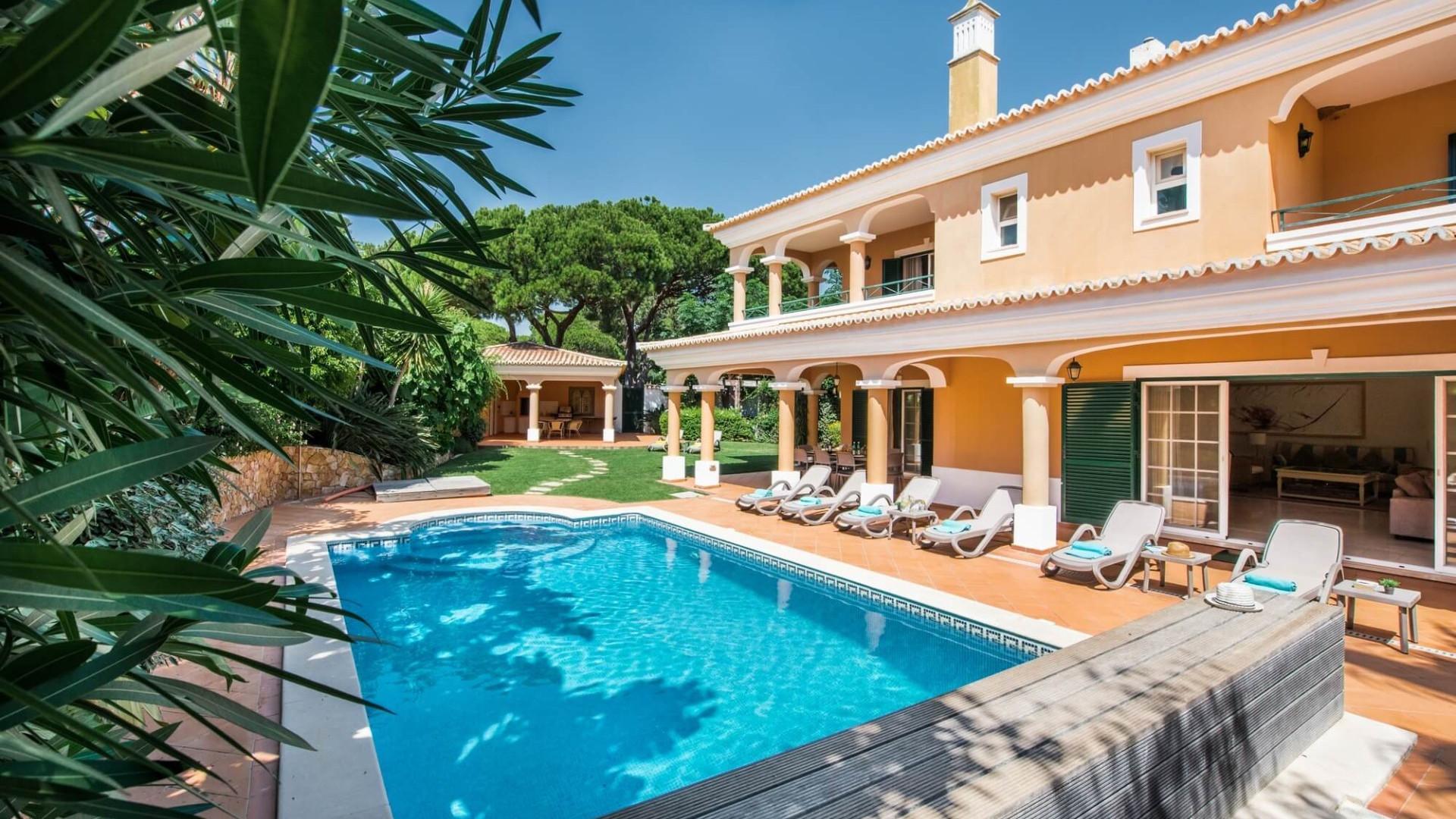 Luxury 4 Bedroom Villa Vale do Lobo Private Pool and Cinema