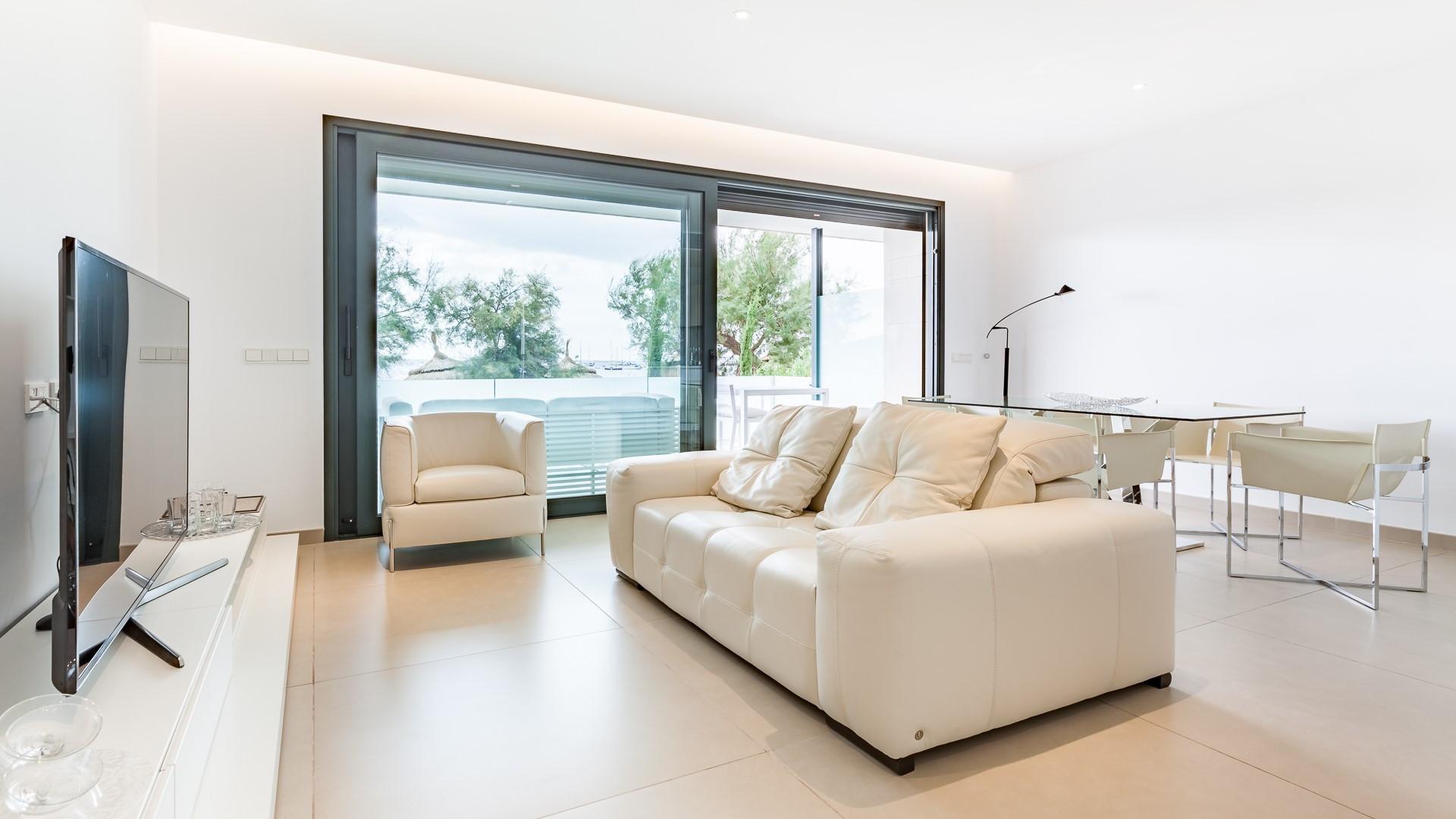 Apartment for rent Algarve Beachfront 2 Bedroom Apartment Pollenca High Standard And Sea Views
