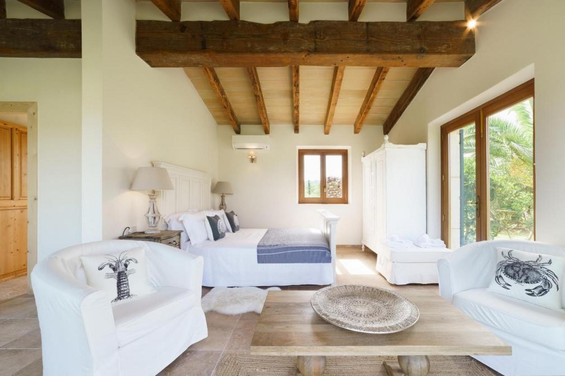 Luxury 6 Bedroom Villa Pollenca Private Pool, Home Cinema & Gym