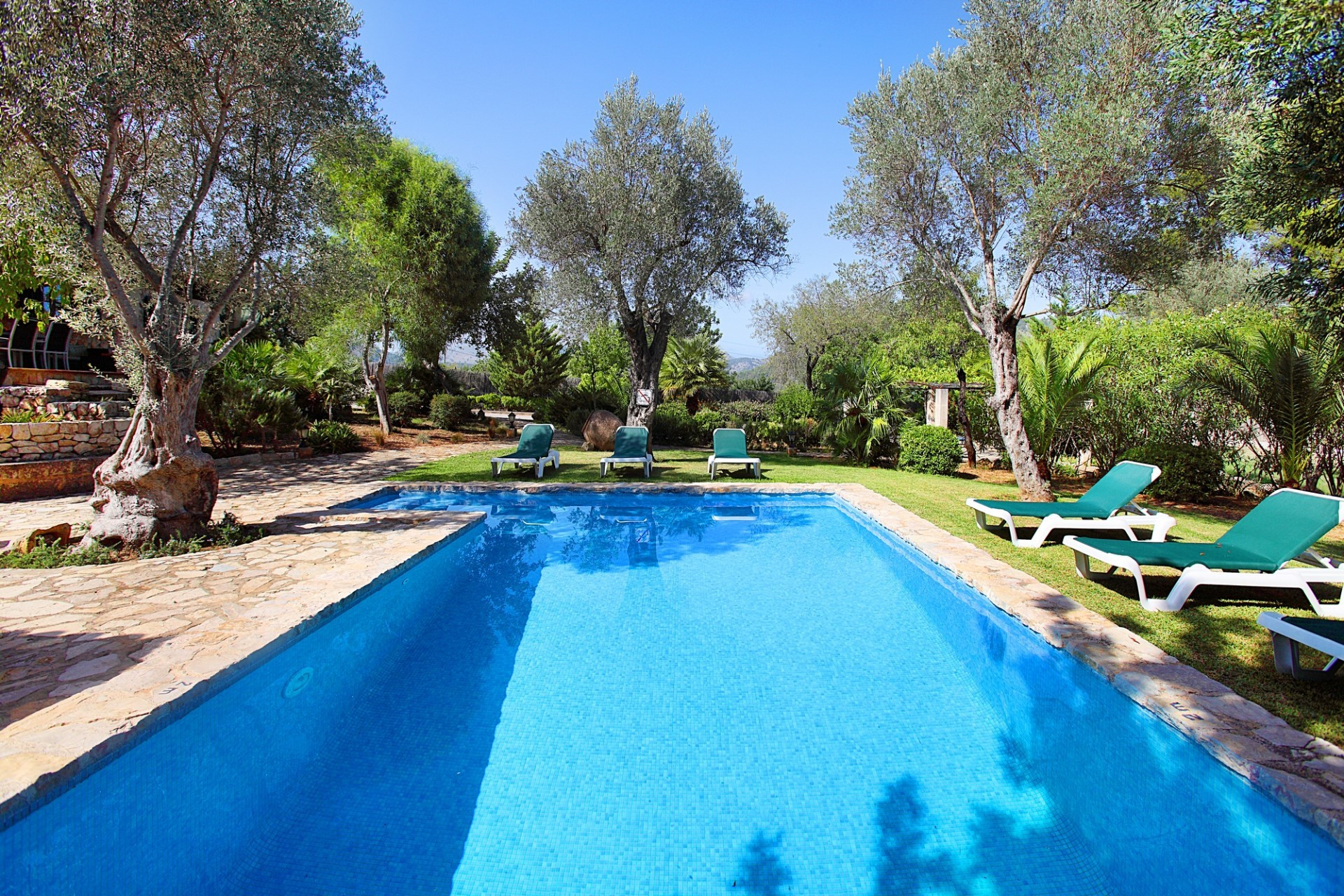 Luxury 3 Bedroom Villa Cala D'or With Private Pool Close To Golf