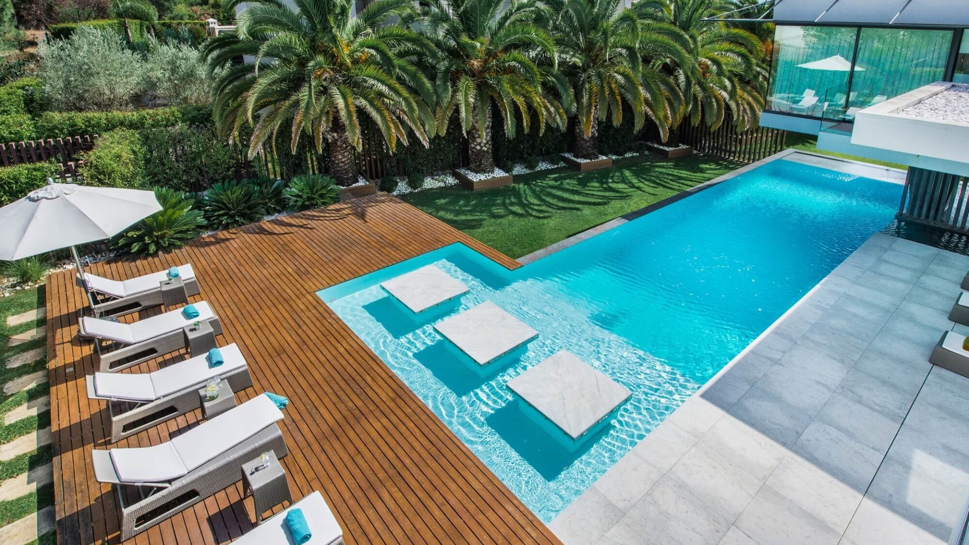 Luxury 4 Bedroom Villa Quinta Verde Heated Pool & Roof Terrace With Jacuzzi