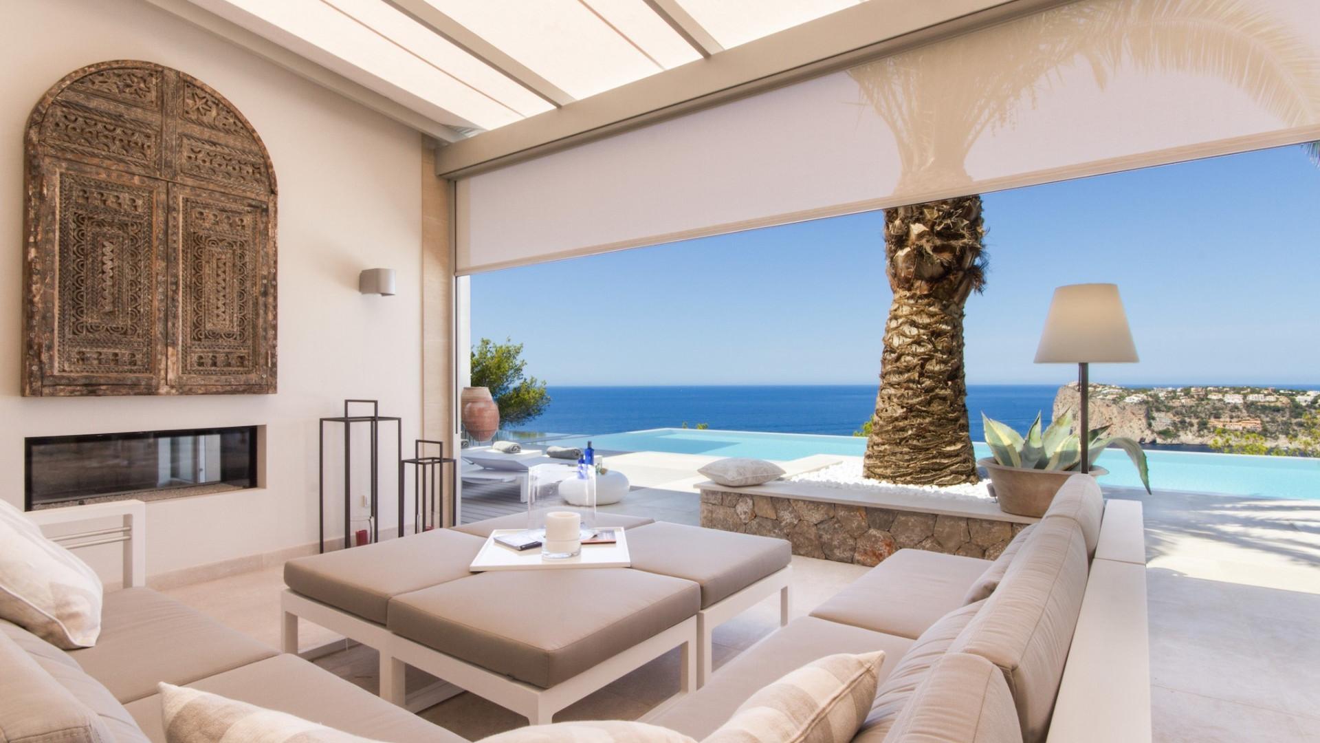 6 Bedroom Villa Andratx Stunning Sea Views & Swimming Pool