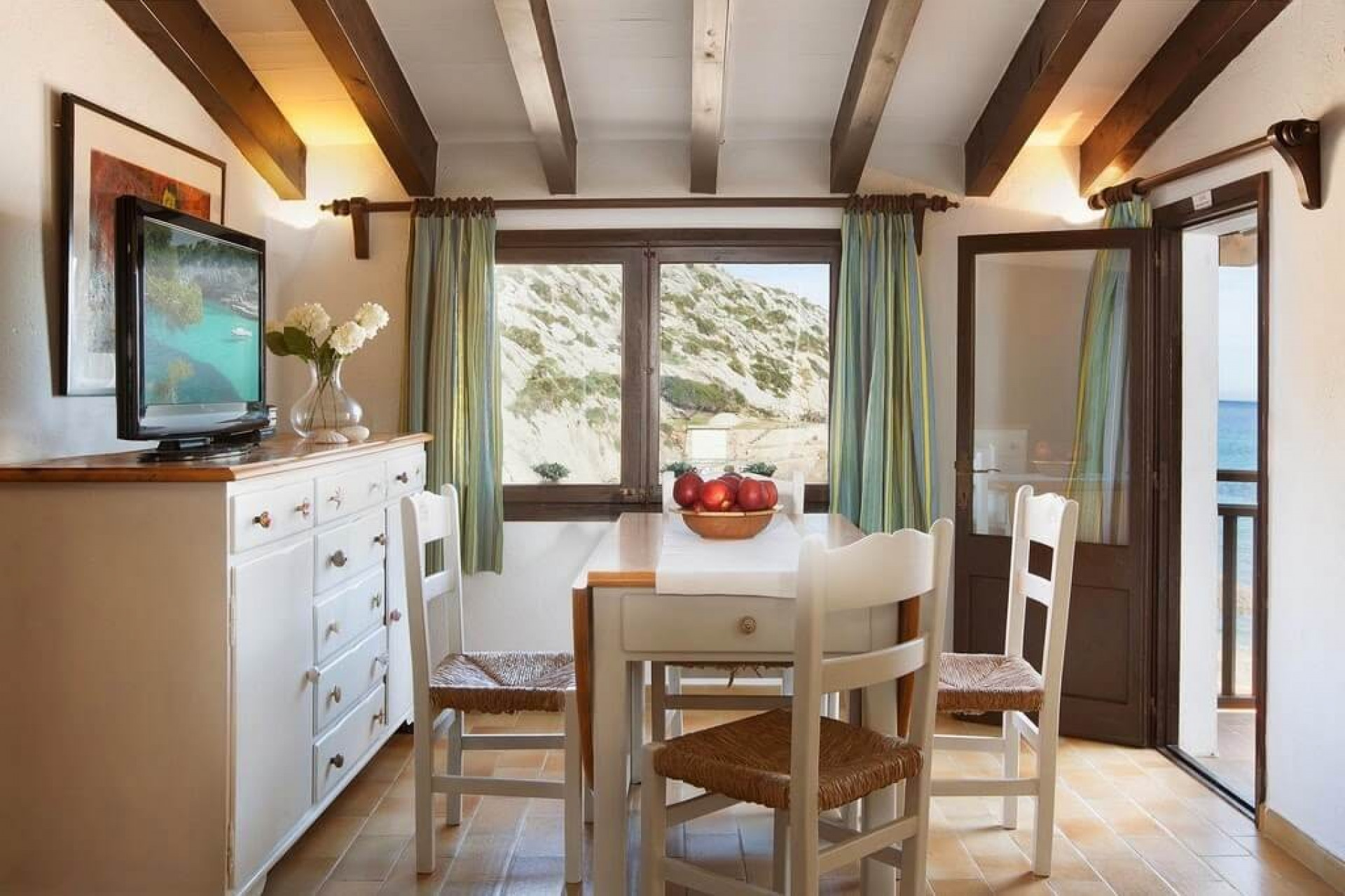 2 Bedroom Villa Cala San Vicente Sea Views & Walking Distance to Beach