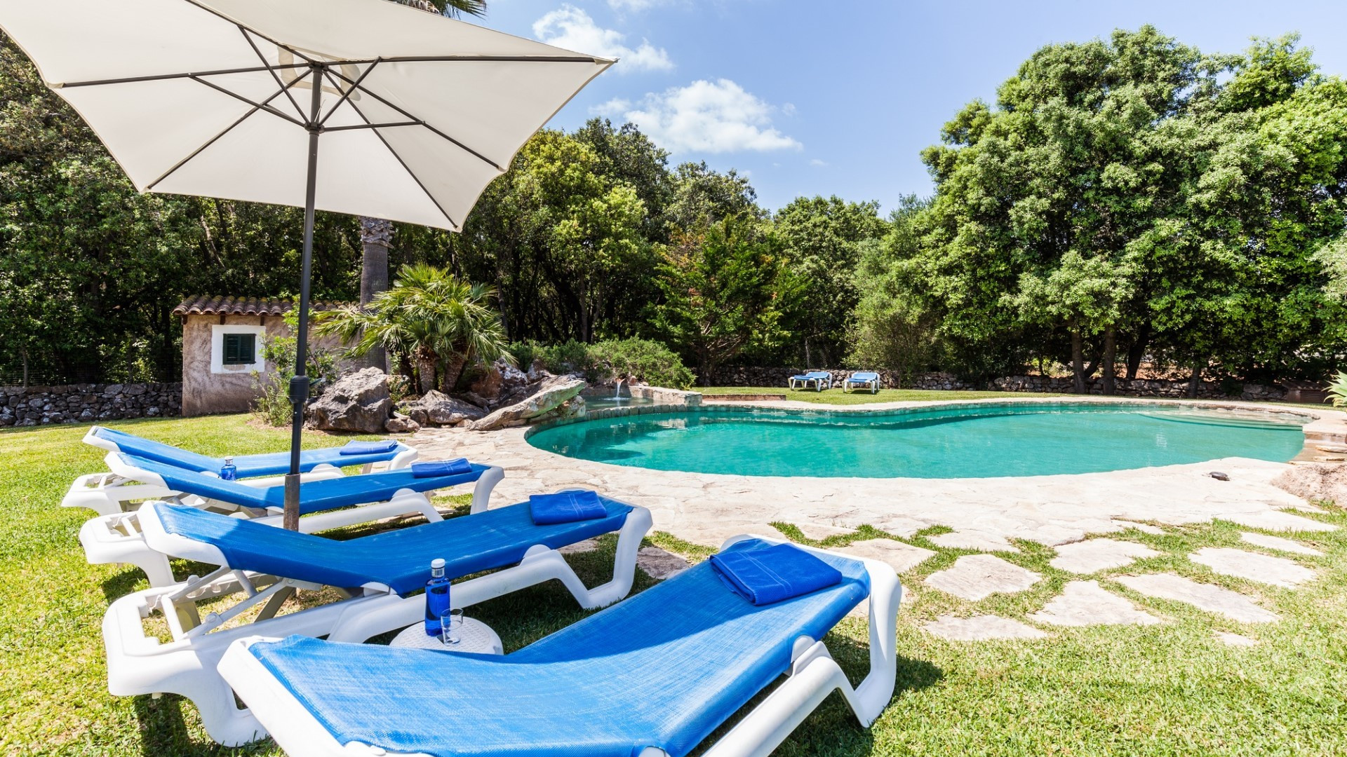 Luxury 6 Bedroom Villa Pollenca With Private Pool Close To Old Town