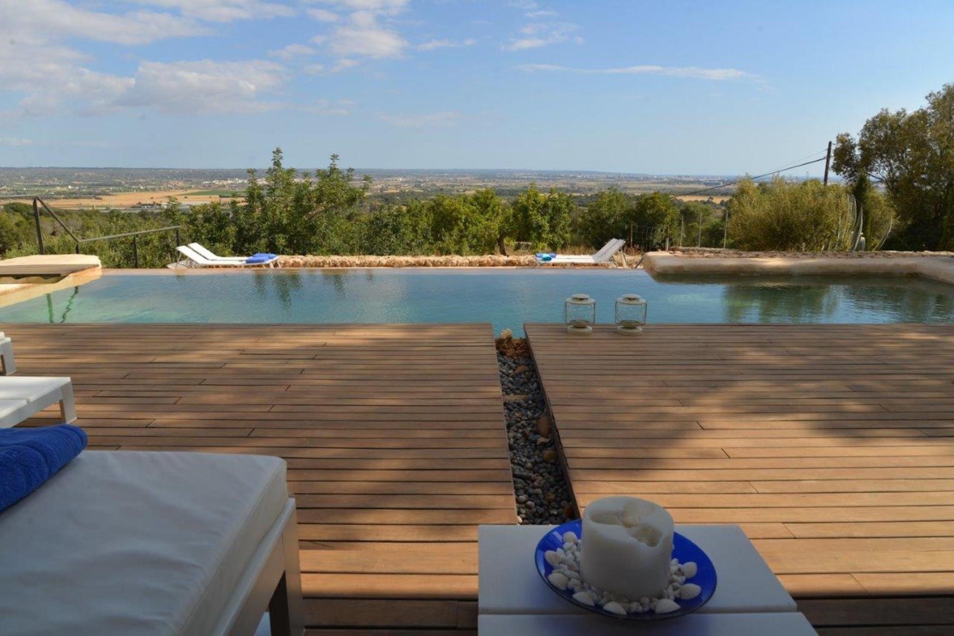 6 Bedroom Villa Palma Luxury Villa Close to Palma With Infinity Pool