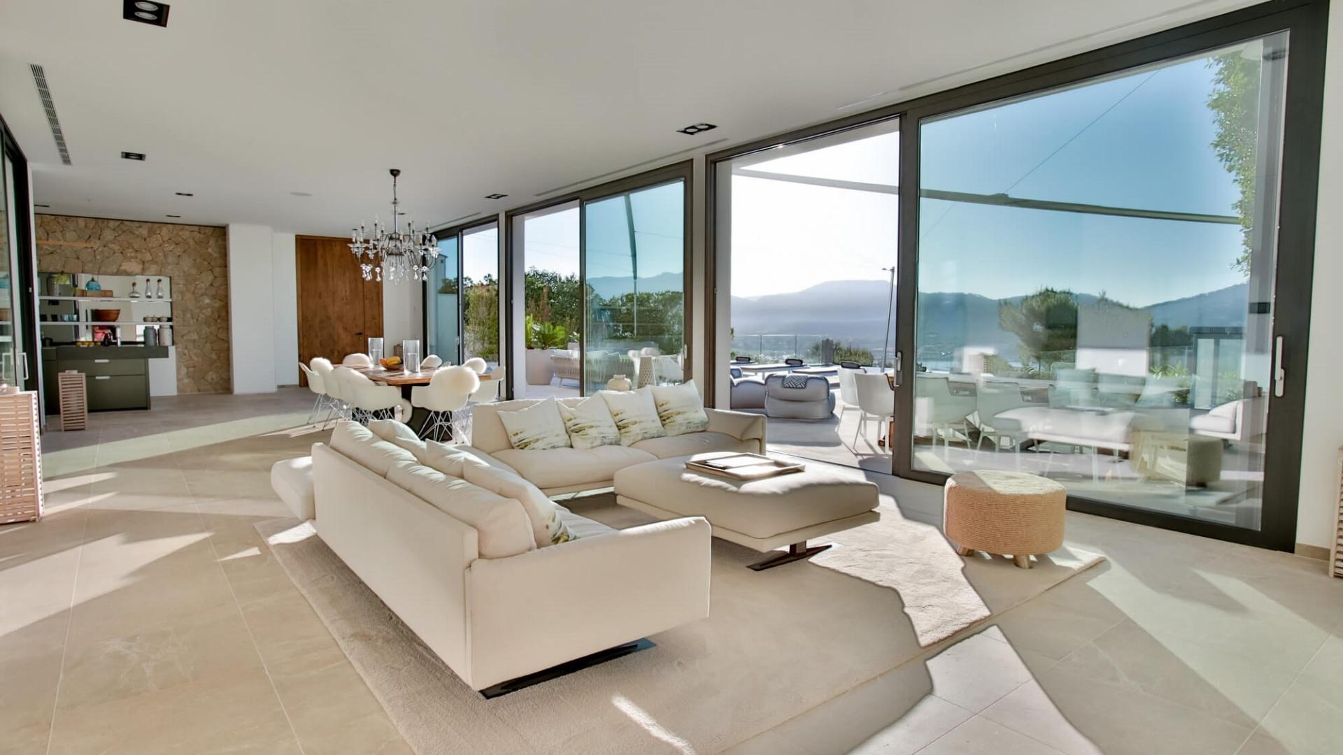 5 Bedroom Villa  Port de Adratx  Fantastic Sea Views & Pool