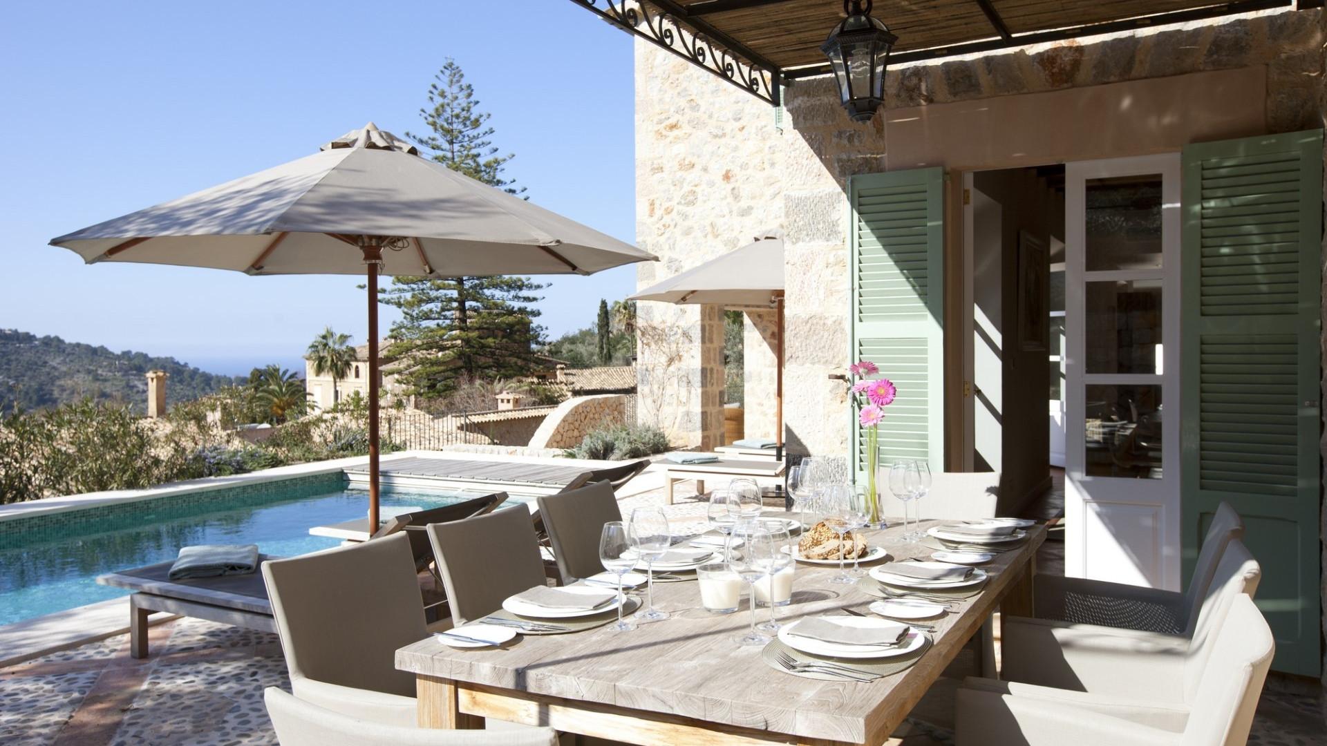 Luxury 4 Bedroom Villa Deia Private Pool And Close To Restaurants