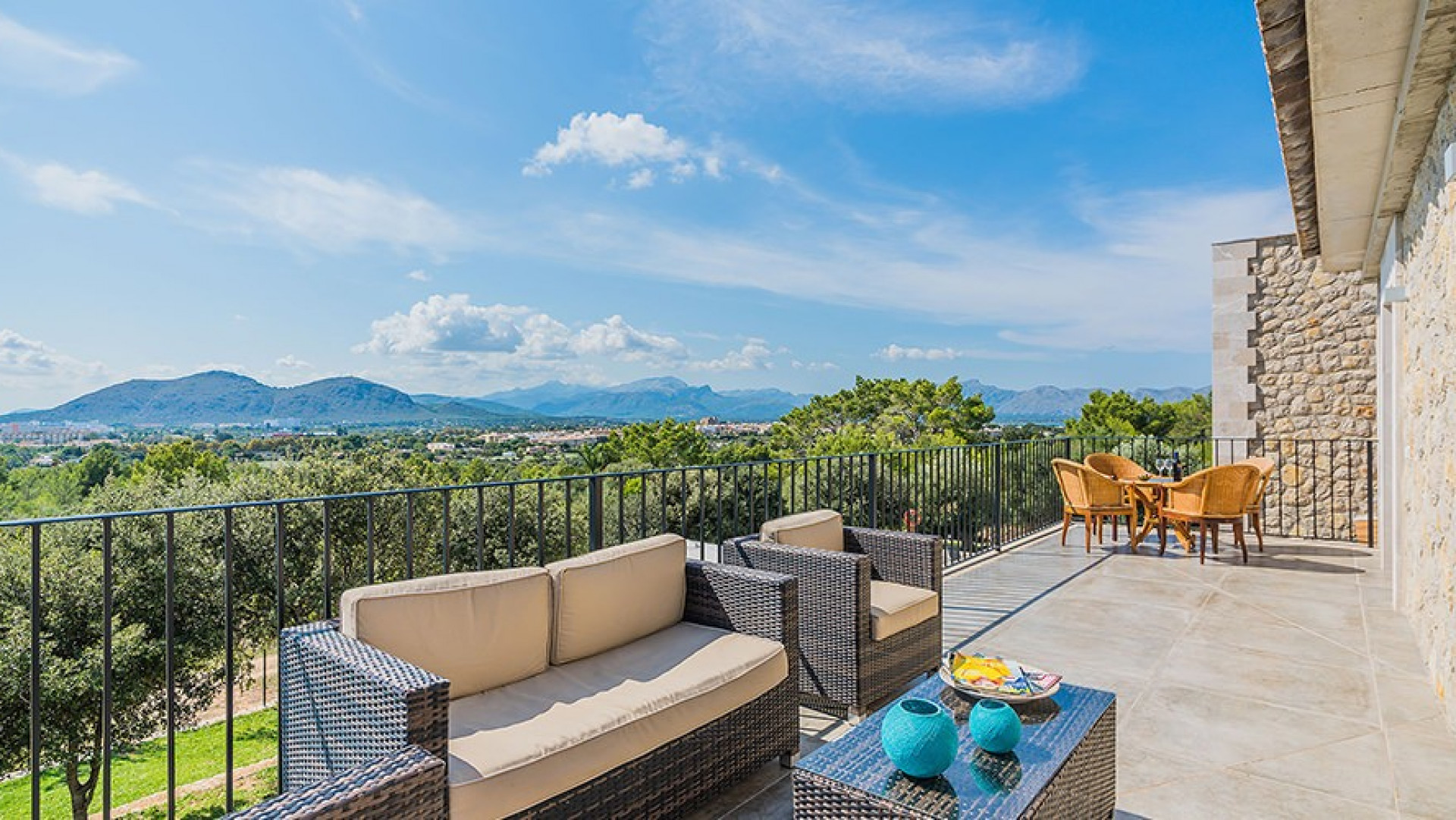 6 Bedroom Villa Alcudia Luxury Villa with Pool and Beautiful Views