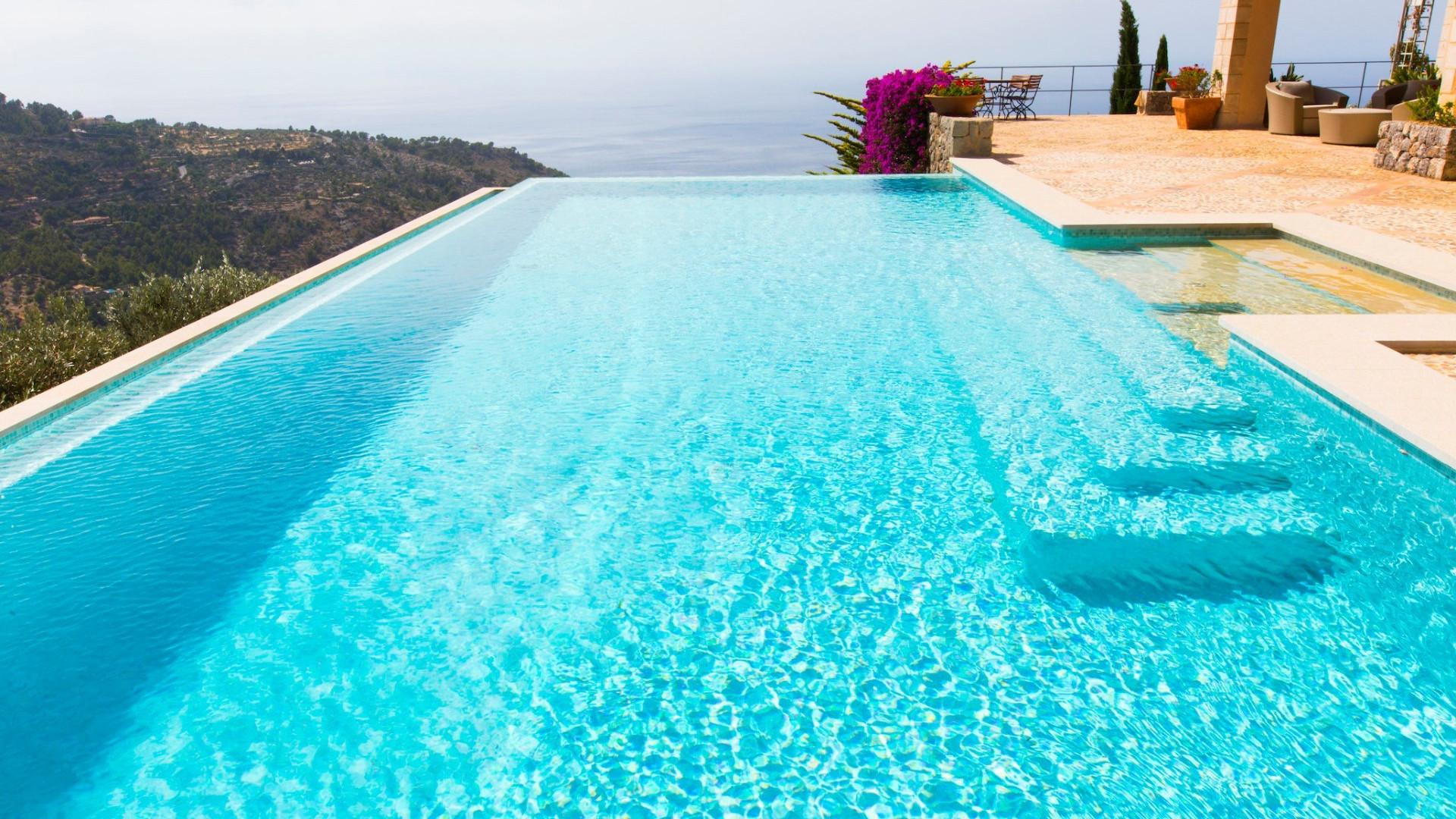 Casa de Olivar 6 Bedroom Deia Private Infinity Pool