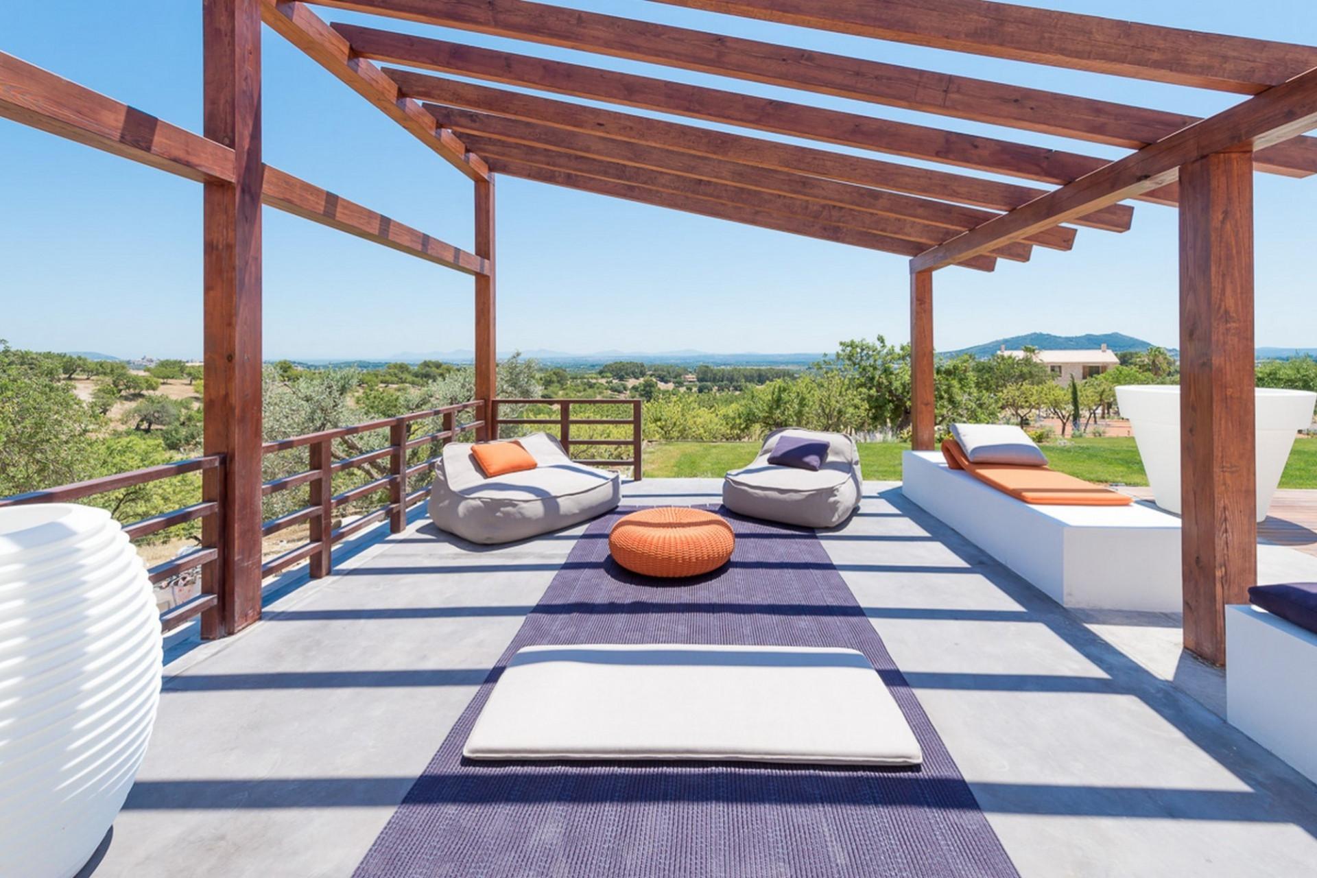 Modern 5 Bedroom Villa Mosarci Private Pool & Views